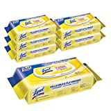 Lysol Disinfecting Handi-Pack Wipes, Lemon and Lime