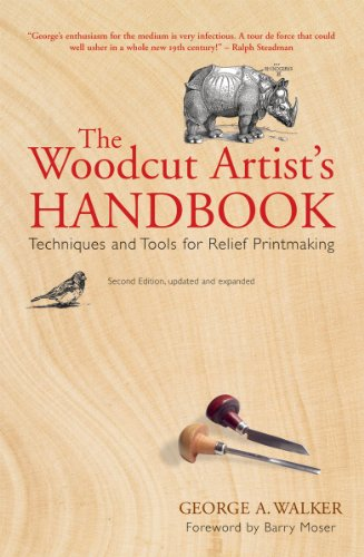 The Woodcut Artist's Handbook: Techniques and Tools for Relief Printmaking (Woodcut Artist's Handbook: Techniques & Tools for Relief Printmaking) by Firefly Books (Image #5)