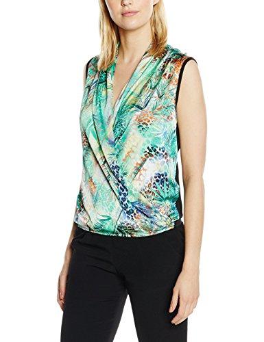 Olivia MDEX-8033I, Blusa Para Mujer Verde (16D15)