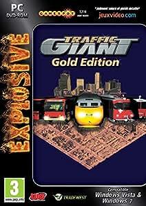 Traffic Giant - édition gold + Transport Giant - édition gold [Importación francesa]