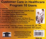 Customer Care in Healthcare 10 Users, Farb, Daniel, 1594911665
