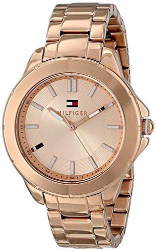 Tommy Hilfiger 1781414 Ladies Rose Gold Kimmie Watch