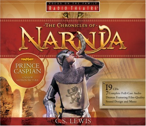 The Chronicles of Narnia Complete Set (Radio Theatre)