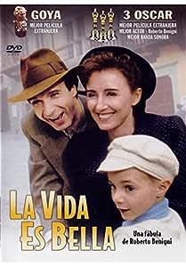 La Vida Es Bella (La Vita E Bella): Amazon.es: Cine y Series TV