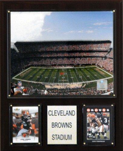 NFL Cleveland Browns Stadium Plaque ()