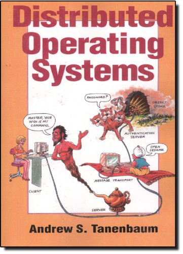 Distributed Operating Systems by Pearson