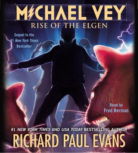 Michael Vey 2: Rise of the Elgen by Mercury Ink