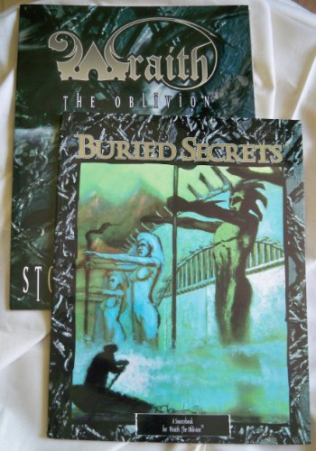 Pdf Science Fiction *OP Buried Secrets: Wraith 2nd Ed Screen (Wraith - The Oblivion)