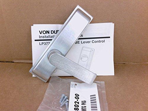 Von Duprin Trim LP373 L 06 BE Control RHR US26D 626 Satin Chrome Stainless Steel Lever 88 Rim 8827/8875 Devices by Von Duprin