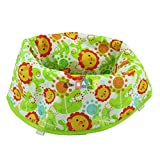 Fisher Price Jumperoo Replacement Seat Pad (CHN44 RAINFOREST FRIENDS)
