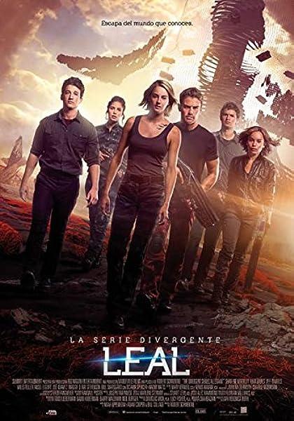 La Serie Divergente: Leal [DVD]: Amazon.es: Shailene Woodley, Theo James, Jeff Daniels, Robert Schwentke, Shailene Woodley, Theo James: Cine y Series TV