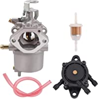 Mengxiang FE350 Carburetor for Golf Cart DS Turf Carryall Precedent 1998-Up Club Car Precedent 1996-2018 carb 1019059-1 1016441 1016438 1018059-01 1035245-01 with Fuel Pump Filter