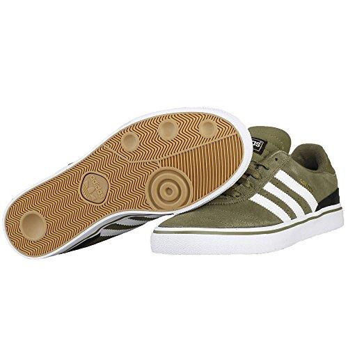 Adidas Busenitz Vulc ADV olivgrün