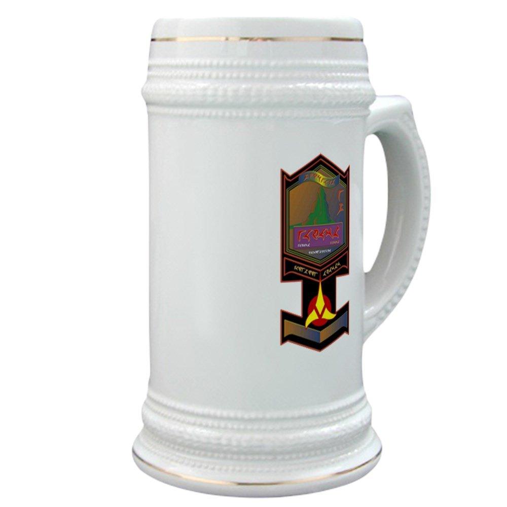 CafePress - Klingon Bloodwine - Beer Stein, 22 oz. Ceramic Drinking Mug