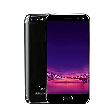 QUICKLYLY Smartphone/Telefono MovilNUEVO 5.0 Pulgadas con cámara ...
