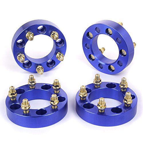 Series Ford Mustang (ZY-001BE 5x4.5/5x114.3 Wheel Spacers 1.25