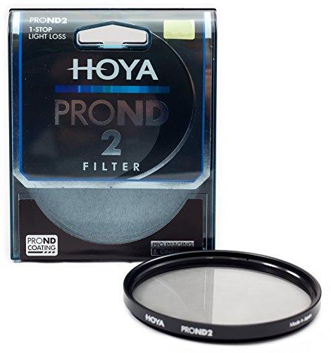 Hoya PROND 67mm ND-2  1 Stop ACCU-ND Neutral Density Filter