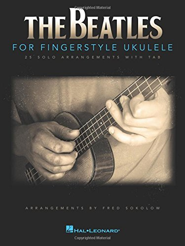 The Beatles For Fingerstyle Ukulele (Music Rock Sheet Guitar)