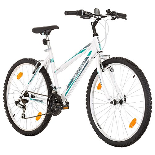 26' Inch, CoollooK, 6th SENSE, Women's Mountain Bike, Hardtail Frame, 18...