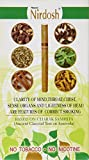 Nirdosh Tobacco & Nicotine FREE Herbal Cigarettes - Pack of 2