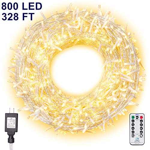 100 Led Christmas Light String in US - 2