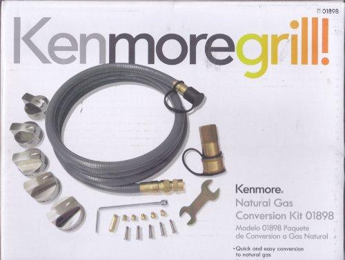 Kenmore grill Natural Gas Conversion Kit 71 01898