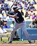 Matt Kemp San Diego Padres 2016 MLB Action Photo