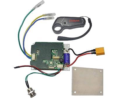 SThobbylord - Controlador de Velocidad eléctrico de 24 V/36 ...