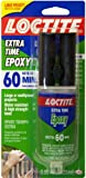 Loctite Epoxy Extra Time Gel 0.85-Fluid Ounce Syringe...