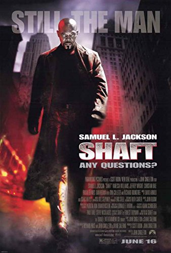 (Shaft POSTER Movie (27 x 40 Inches - 69cm x 102cm) (2000))
