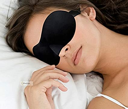Gabion TM 3D eye Sleeping Mask soft Blindfold Shade Nap Cover Travel Rest night sleep masks