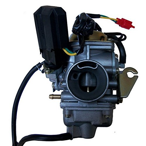 Moped Carburetor Parts : New carburetor yerf dog dogg gy cc scooter moped