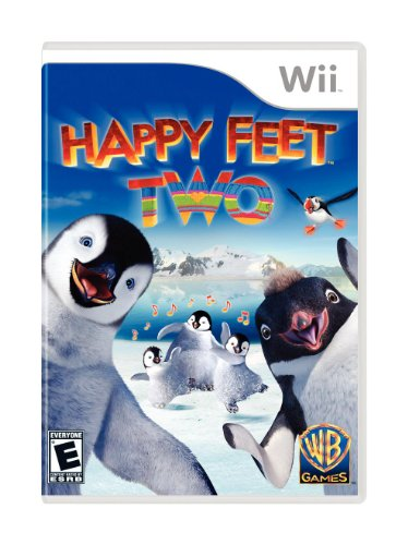 Happy Feet Two: The Videogame - Nintendo Wii