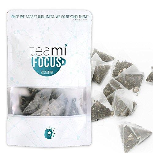 PREMIUM FOCUS TEA Teami Blends product image