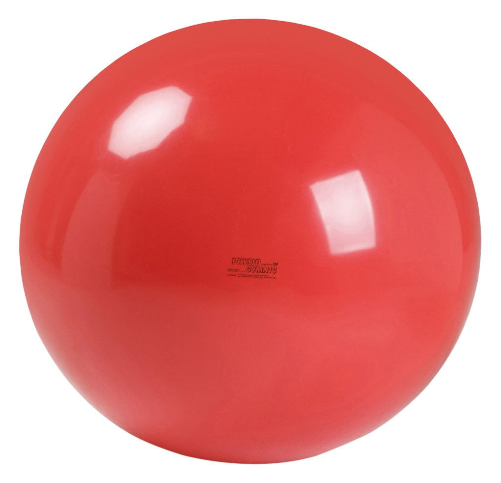 22 Classic Gymnastics Ball in Red