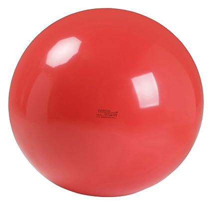Gymnic Physio - Bola Hinchable Color Rojo Para Gimnasia Fitness ...