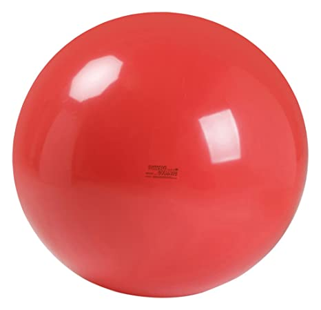 Gymnic Physio - Bola Hinchable Color Rojo Para Gimnasia Fitness ...