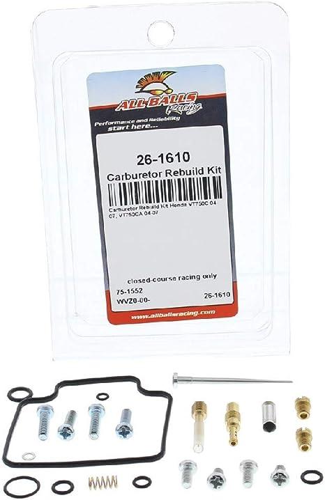 All Balls Bike Carburetor Rebuild Kit 26-1610
