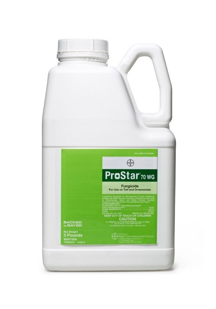Prostar 70 WG Fungicide 3 lbs. also controls fairy ring in lawns ;(from_domyownlawn_com