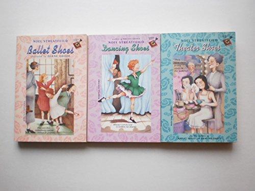 Ballet Shoes LetterWritingStationery Set