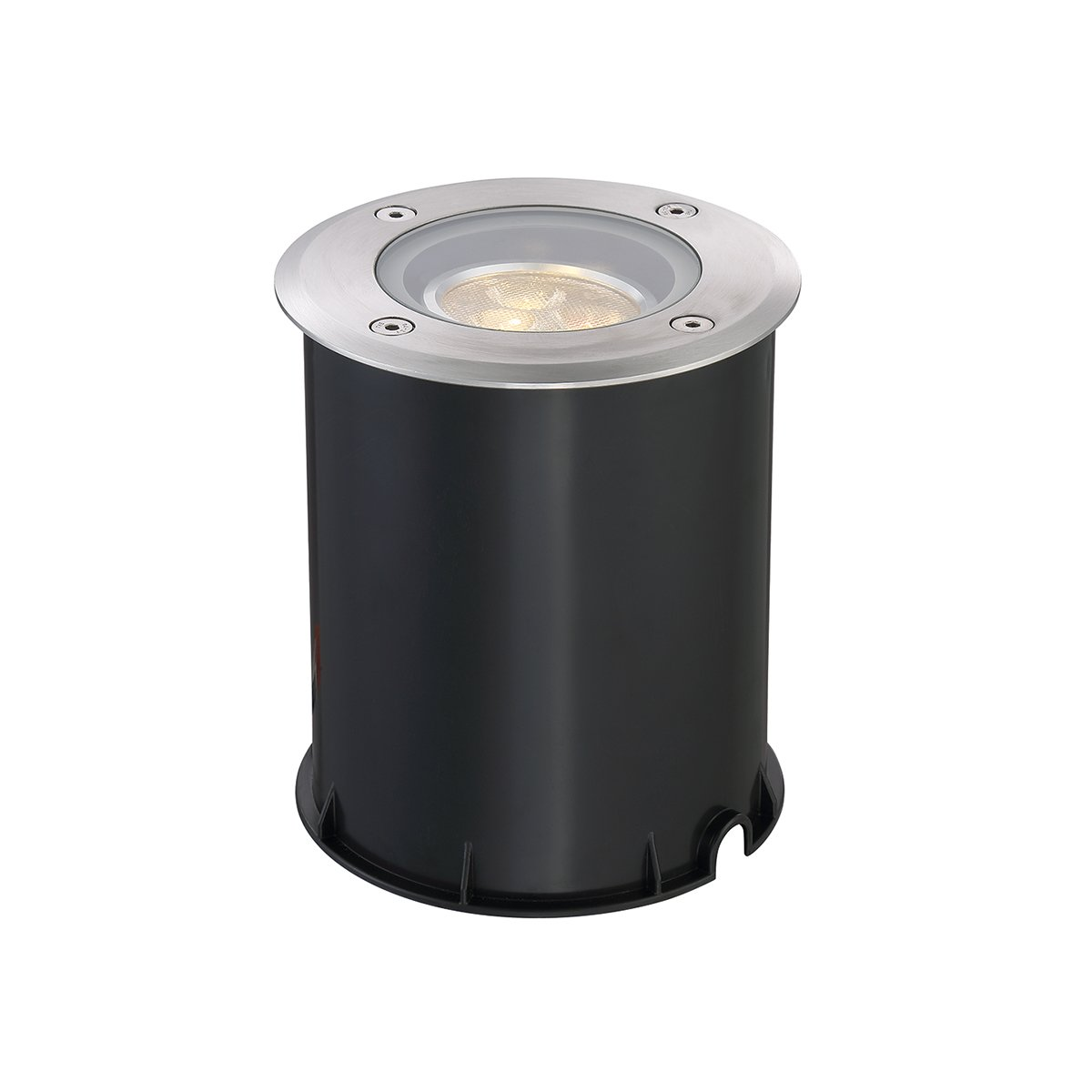 Eurofase 31595-018 Inground Outdoor Round LED, Stainless Steel