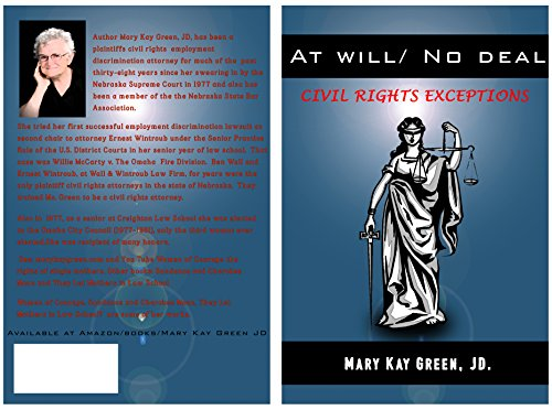 At will no deal kindle edition by mary kay green jd neel navo at will no deal by green jd mary kay fandeluxe Choice Image