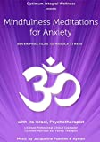 Best Meditation Dvds - Mindfulness Meditations for Anxiety: Seven Practices to Reduce Review