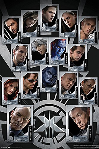 X-Men III The Last Stand Team Action Superhero Comic Book Mo