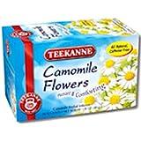 Teekanne Tea Hrbl Chamomile, 20-Count
