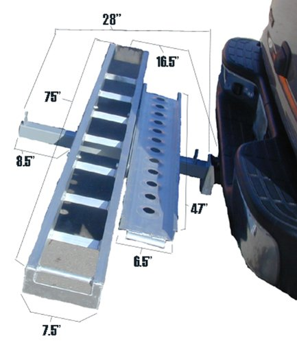 Rack For Motorcycle - 2