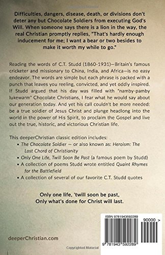 The Chocolate Soldier: Heroism: The Lost Chord of
