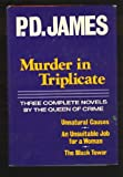 Murder in Triplicate, P. D. James, 0684167484