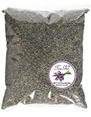 TooGet Ultra Fragrance Lavender Buds, 100% Raw Highland Grow Lavandula x Intermedia(Lavandin) Flowers Wholesale, Top Grade Lavender Flowers - 1 Pound