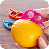 Zoomy Far: 2pcs/Set Lemon Orange Peeler Easy Opener Kitchen Tools Helper Fruit Tool